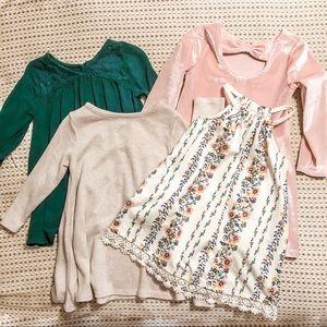 Toddler Girl Dress Bundle